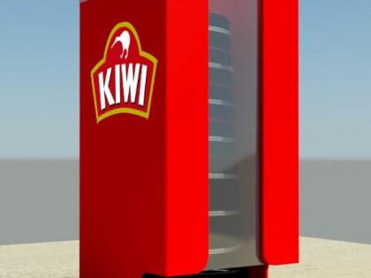 Дизайн и производство диспенсера/дисплея kiw