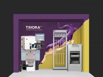 Стенд для компании Triora